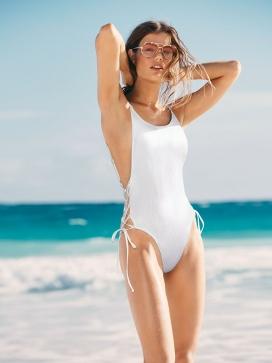 Рифленый монокини Victoria's Secret PINK