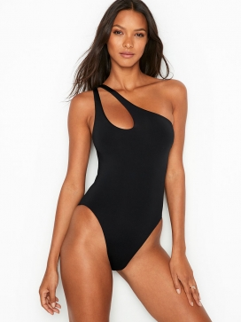 Стильный монокини Cutout Shoulder One-Piece от Victoria's Secret